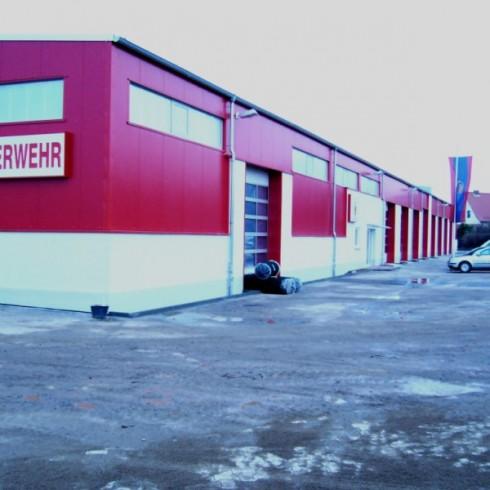 Elektroinstallation Feuerwehr in Ballenstedt